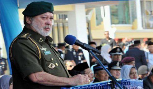 Sultan Johor Sedia Dedah Kepada SPRM Cubaan Rasuah