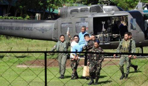 Mangsa Culik Warga Malaysia Akan Dibawa Ke Manila