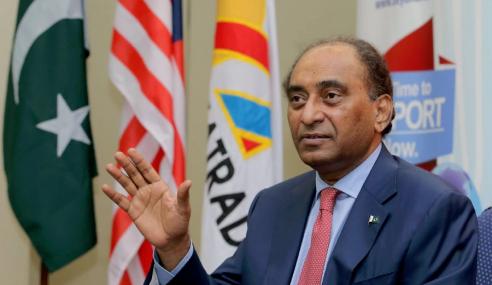 Hubungan Pakistan-Malaysia Bakal Lebih Bertenaga