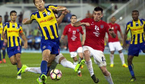 Piala FA: Tok Gajah Benam JDT, Kedah Berpesta Gol