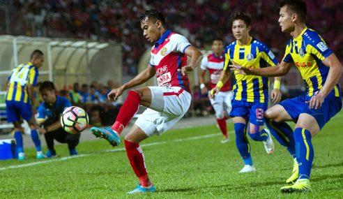 Pahang Rampas Kedudukan Teratas Liga Super