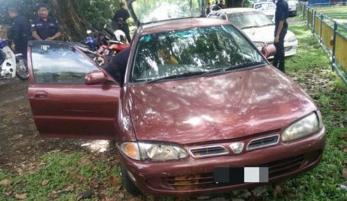Kereta Dipandu Bahaya, Polis Lepas 7 Das Tembakan