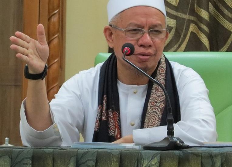 Mufti Wilayah Pertahan Institusi Tahfiz