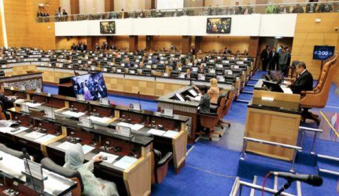 Dewan Rakyat Cipta Sejarah Berlangsung Hampir 20 Jam