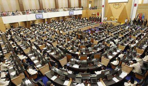 Dewan Negara Lulus Tiga Rang Undang-Undang