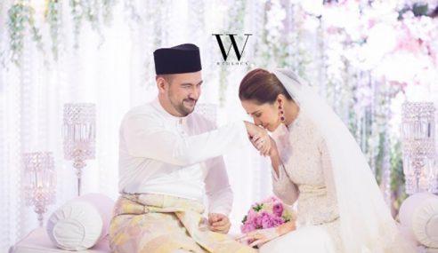 Sharnaaz Ahmad Sah Bergelar Suami Noor Nabila