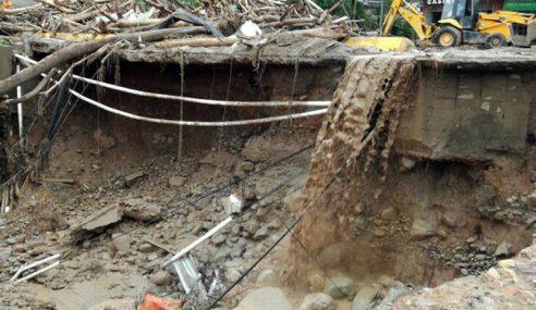 Korban Tanah Runtuh Di Colombia Meningkat 207