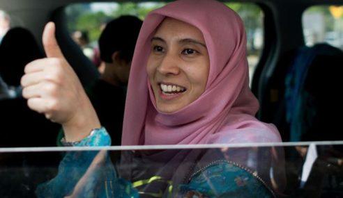 'Terima Kasih PM Pendekkan Perjalanan Sg. Buloh-Kajang'