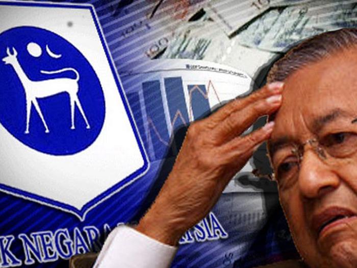 Skandal BNM Mahathir: Apa Dah Jadi Kit Siang, Anwar?