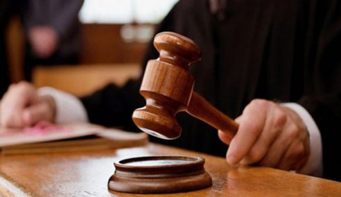 Bekas Polis Peras Ugut Kenalan Wanita Didenda RM3,000