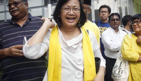 SOSMA: Mahkamah Tolak Rayuan Maria Chin