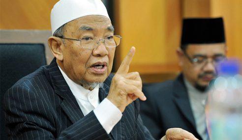 Mufti Perak Nasihati Siti Kasim Pelajari Agama Islam