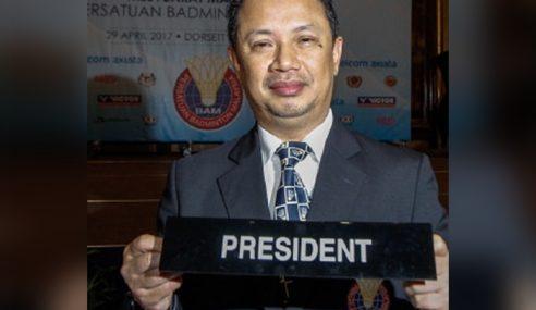 Norza Presiden Baharu BAM Bagi Penggal 2017/2021