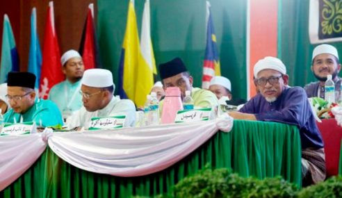 Muktamar PAS Lulus Putus 'Tahaluf Siyasi' Dengan PKR
