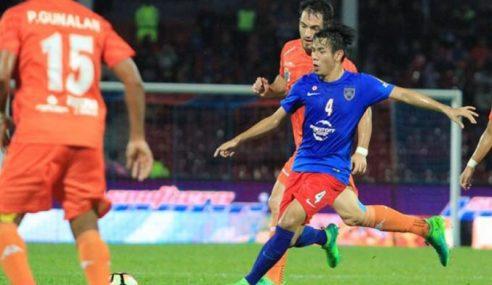 JDT Kekal Kedudukan Selaku Pendahulu Liga Super