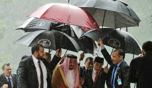 Jokowi Kecewa Pelaburan Kecil Arab Saudi