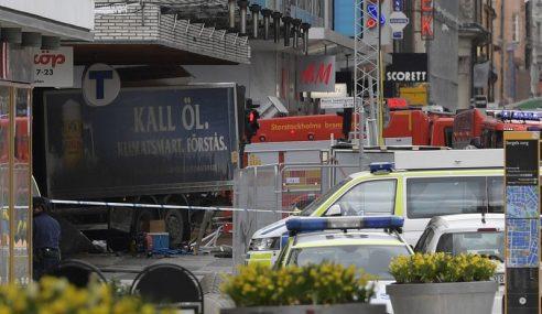 Rempuhan Trak: 4 Maut, Pemandu Masih Bebas