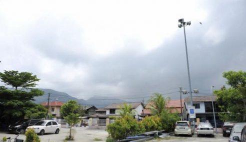 Siren Amaran Awal Tsunami Tawau Berfungsi Baik