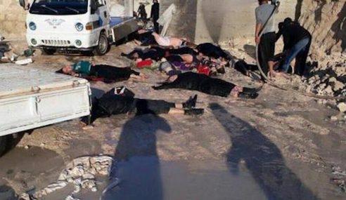 58 Maut, Ratusan Cedera Serangan Kimia Di Syria