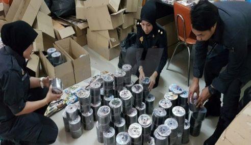 Lelaki Didenda RM6,000 Jual VCD Cetak Rompak