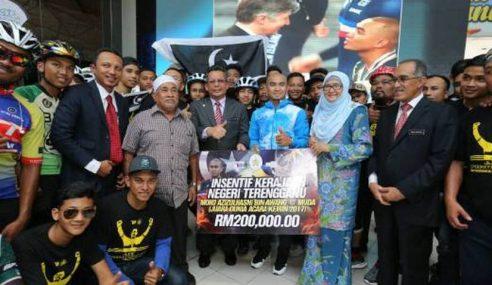 Terengganu Beri Ganjaran RM200K 'Pocket Rocketman'