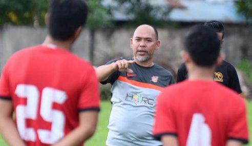 Kelantan Tanpa Zahasmi Menentang Melaka United