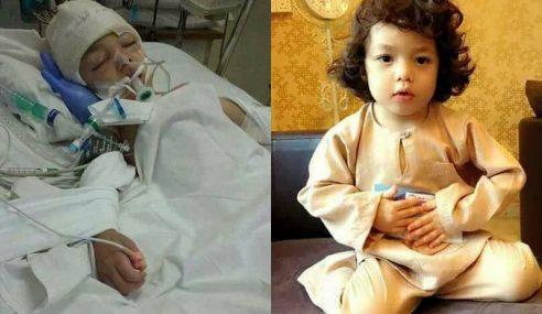 Budak 5 Tahun Koma, Jatuh Bermain Inflatable Bouncer