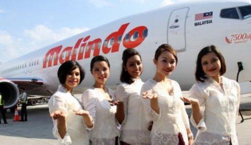 Malindo Air Nafi Penyelia Lelaki Periksa Tubuh Calon