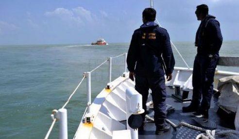 2 Kapal Asing Yang Lolos Ditahan Di Indonesia