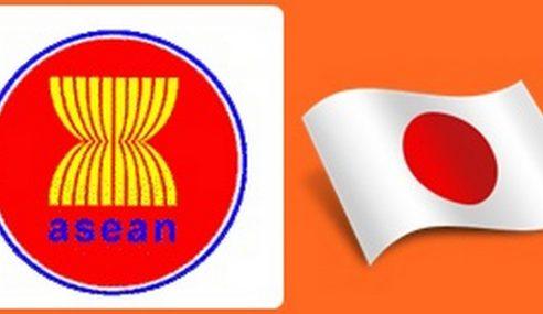 ASEAN & Jepun Mahu Mendalamkan Lagi Kerjasama Japan