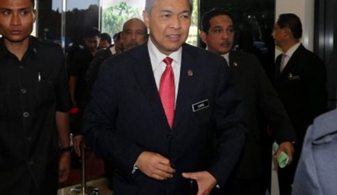 Pembentangan RUU 164 Ditangguhkan – Ahmad Zahid