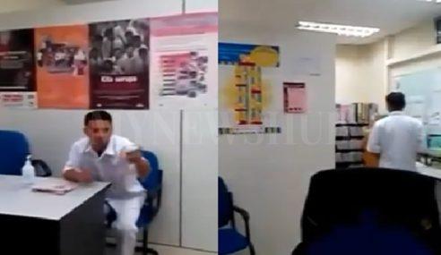 Video: 'Alahai Orang Macam Ini Pun Ada…'