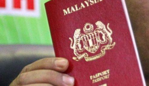 Budi Bicara Kerajaan Keluar Atau Tarik Balik Pasport