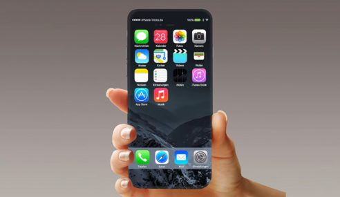 iPhone 8 Dilancar Antara September Dan November?