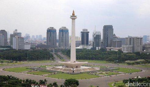 Jokowi Cadang Palangkaraya Ibu Kota Baharu Indonesia?