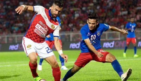JDT Rampas Kedudukan Selaku Pendahulu Liga Super