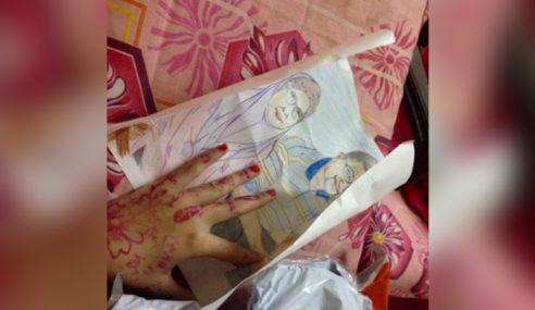 Gadis Tertipu Dengan Pelukis 'Amatur' Di Twitter