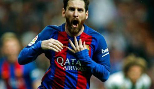 Lionel Messi Pertimbang Tawaran Manchester City