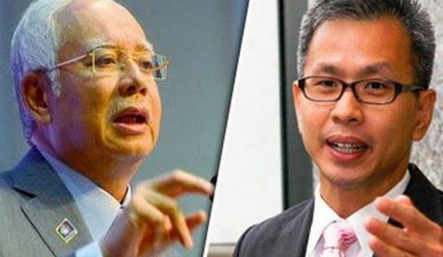Fitnah Di FB: Najib Tuntut Tony Mohon Maaf