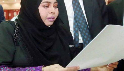 Penulis Novel Saman Ziela Jalil RM10 Juta