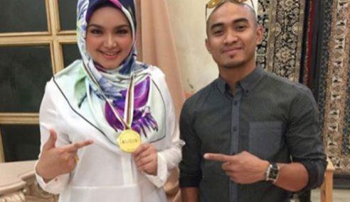 Siti Bakal 'Fun Ride' Bersama The Pocket Rocketman