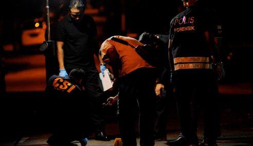 Enam Lelaki Ditahan Bantu Kes Tembak Rumah Sami