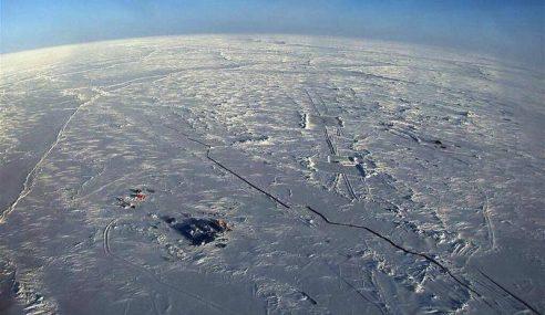 Ekspedisi Tawan Kutub Utara Hampir Ke Penamat