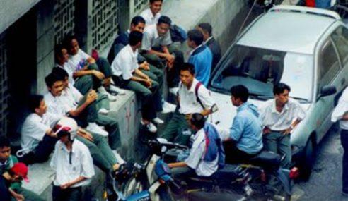 Pelajar Sekolah Sasaran Op Bersepadu Di Perak