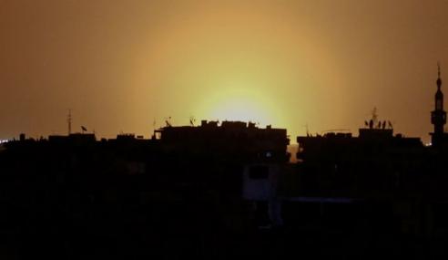 Syria Sah Serangan Israel Di Lapangan Terbang Damsyik