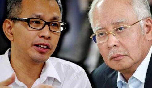Najib Saman Tony Pua Isu Video Fitnah