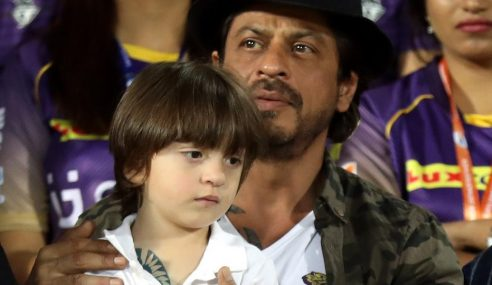Tatu Di Dada Anak Shah Rukh Khan Curi Perhatian