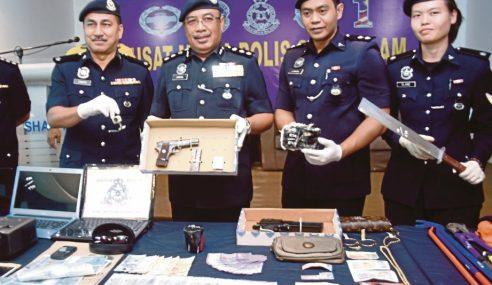 Polis Bongkar Penjenayah Letak Kamera Intip Mangsa