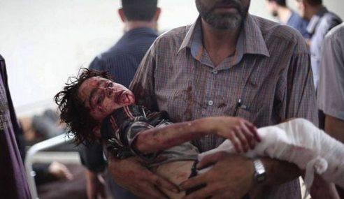 7 Maut, 20 Cedera Bom Kereta Meletup Di Utara Syria