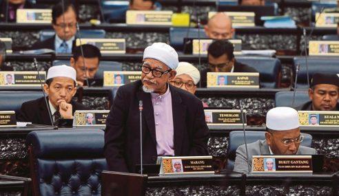 Pembentangan RUU 355 Hasil Perpaduan UMNO Dan PAS